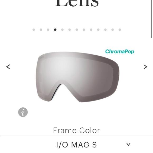 smith lowdown slim replacement lenses